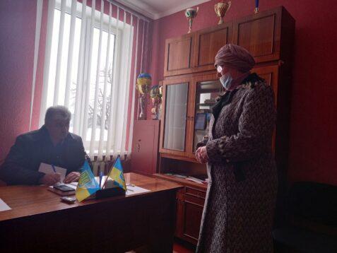 Виїзні прийоми Віталія Хоменка: Мисайлівка, Саварка, Шупики.
