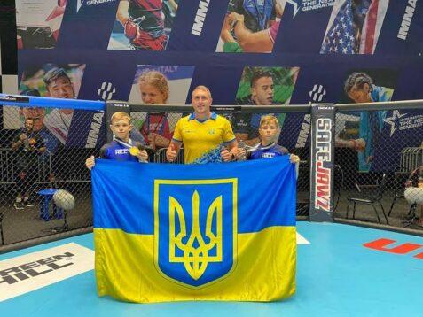Чотири медалі завоювали миронівчани на Чемпіонаті світу зі змішаних єдиноборств